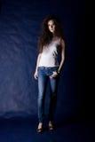 красивейшие мистические женщины Стоковая Фотография RF