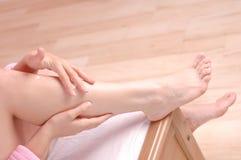 красивейшие ноги Стоковое Изображение RF