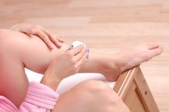 красивейшие ноги Стоковые Фотографии RF