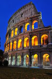красивейшие ночи римские Стоковое фото RF