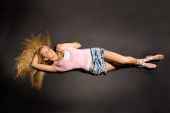 красивейшие одичалые женщины Стоковое фото RF