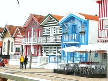 красивейшие дома Стоковое Изображение RF