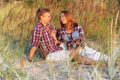 красивейшие пары Стоковые Фотографии RF