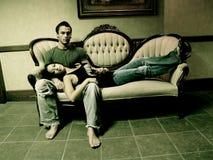 красивейшие пары Стоковое Фото