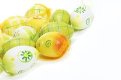 Красивейшие пасхальные яйца весны Стоковая Фотография RF
