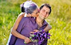 красивейшие портреты девушки wedding детеныши Стоковое фото RF