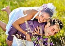 красивейшие портреты девушки wedding детеныши Стоковые Фотографии RF