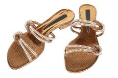 красивейшие сандалии Стоковые Изображения