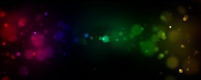 красивейшие света Стоковая Фотография RF