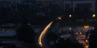 красивейшие света Стоковая Фотография