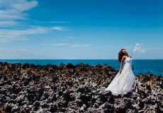 красивейшие сновидения невесты Стоковая Фотография