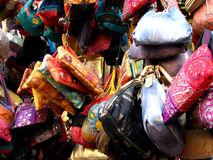красивейшие сумки Стоковые Фото