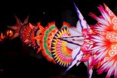 красивейшие фонарики Стоковые Фотографии RF