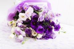 красивейшие цветки букета Стоковая Фотография RF