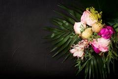 красивейшие цветки букета Стоковое Изображение