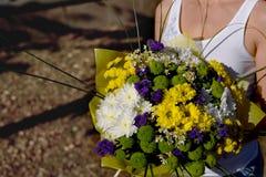красивейшие цветки букета Стоковое Фото