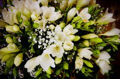 красивейшие цветки венчания Стоковая Фотография RF