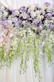 Цветки венчания стоковые изображения rf