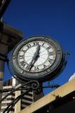 красивейшие часы старые Стоковое Фото
