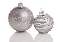 Красивейшие шарики рождества Стоковая Фотография