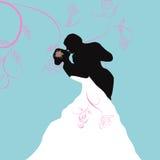 красивейшие bridal пары Стоковые Фото