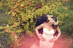красивейшие bridal пары Стоковое Фото
