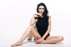 красивейшие seductress стоковые фотографии rf