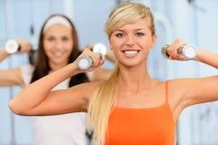красивейшие sportswomen 2 Стоковые Фотографии RF