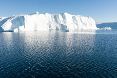 Красивейший айсберг Стоковая Фотография
