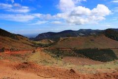 Красивейший ландшафт Стоковая Фотография RF