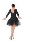 Красивейший балет танцев балерины женщины танцора Стоковые Фотографии RF