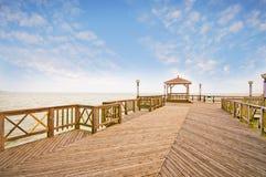 красивейший берег озера Стоковое Фото