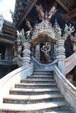 красивейший буддийский висок Стоковые Изображения