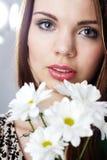 красивейший букет цветет повелительница стоковое изображение rf