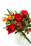 Красивейший букет цветков весны Стоковое фото RF