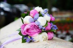красивейший букет bridal Стоковая Фотография