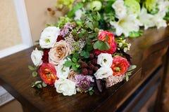красивейший букет bridal Стоковые Фото