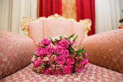 красивейший букет bridal Стоковое Фото