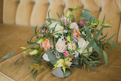 красивейший букет bridal Стоковое фото RF