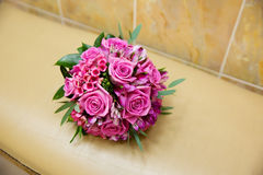 красивейший букет bridal Стоковое Изображение