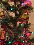 красивейший вектор валов иллюстрации рождества Стоковые Фотографии RF