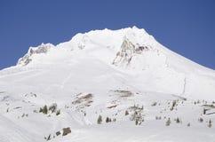 Красивейший взгляд клобука Mt Стоковое Фото