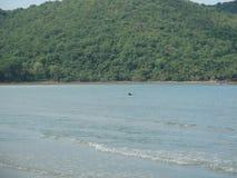 красивейший взгляд моря Стоковая Фотография RF
