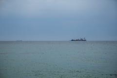Красивейший взгляд моря Стоковое Фото