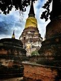 красивейший висок Таиланд Стоковые Фотографии RF