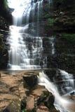 красивейший водопад стоковая фотография
