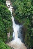 красивейший водопад yai национального парка khao Стоковые Фото