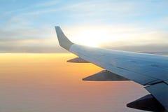 Красивейший воздушный восход солнца Стоковые Фотографии RF