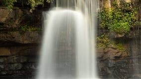 Красивейший водопад в Таиланде Стоковая Фотография RF