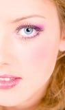 красивейший глаз Стоковая Фотография